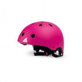 Casco Rollerblade Helmet CE rosa junior