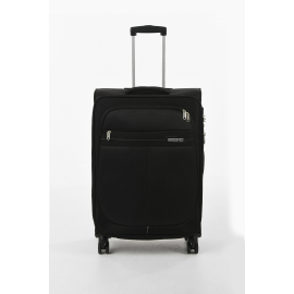 Trolley American Tourister Deep Dive Expandible negro