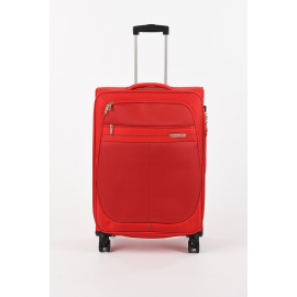 Trolley American Tourister Deep Dive Expandible rojo