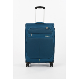 Trolley American Tourister Deep Dive Expandible azul lima