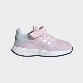 Zapatillas adidas Duramo SL rosa gris bebé