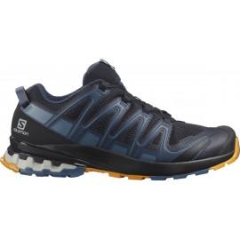 Zapatillas trail running Salomon Xa Pro 3D V8 azul hombre