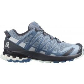 Zapatillas trail running Salomon Xa Pro 3D V8 azul mujer