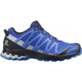 Zapatillas trail Salomon Xa Pro 3D V8 GTX azulon hombre
