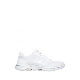 Zapatillas Skechers Go Walk 5 blanco mujer