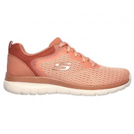 Zapatillas Skechers Bountiful-Quick Path rosa mujer