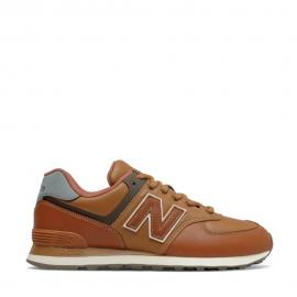 Zapatillas New Balance ML574OMA marrón hombre