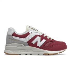 Zapatillas New Balance PR997HHT rojo/blanco junior
