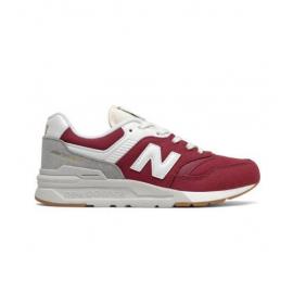 Zapatillas New Balance GR997HHT rojo blanco junior