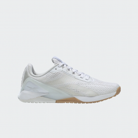 Zapatillas Reebok Nano X1 blanco gris mujer