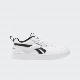 Zapatillas Reebok Royal Prime blanco negro junior