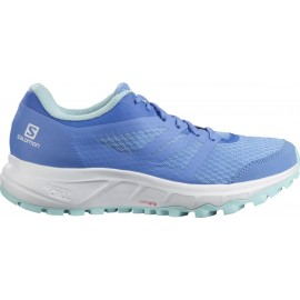 Zapatillas trail running Salomon Trailster 2 azul mujer