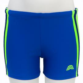 Bañador Aquarapid Briken azul verde junior