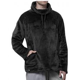 Forro Polar Heat Holders Snugover negro hombre