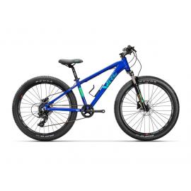 "Bicicleta Conor Wrc Team Disco 24"" Azul"