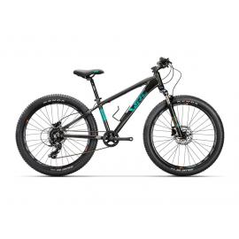 """Bicicleta Conor Wrc Team Disco 24"""" Gris"""