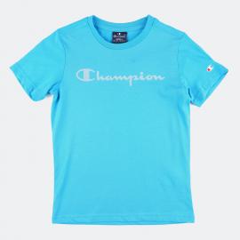 Camiseta Champion 305169 azul junior