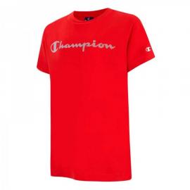 Camiseta Champion 305169 rojo junior