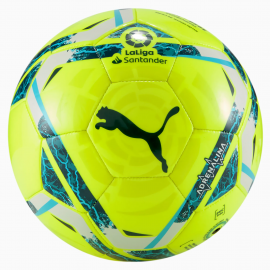Balón fútbol Puma Mini LaLiga 1 Accelerate amarillo
