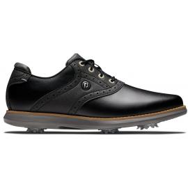 Zapato golf Footjoy Traditions negro mujer