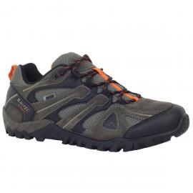 Zapatillas trekking Hi-Tec Quercus Low Wp marrón hombre