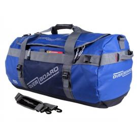 Bolsa viaje Adventure Duffel 90L Waterproof  Overboard azul