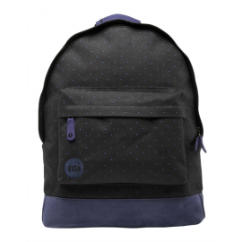 Mochila Mi-Pac Premium Backpack U negro morado