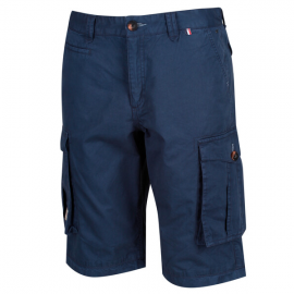 Pantalon corto senderismo Regatta Shorebay marino hombre
