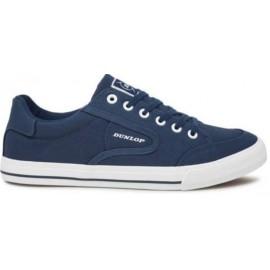Zapatillas lona Dunlop 35717 marino hombre
