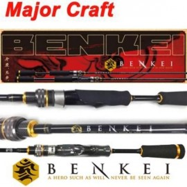 "Major Craft Benkei Spin 7,2"" MH 1/4 - 1-1/2oz."