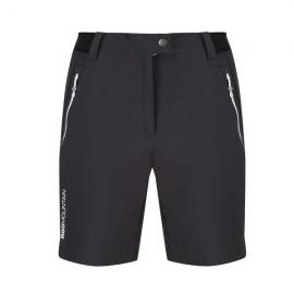 Pantalon corto outdoor Mountain Regatta negro mujer