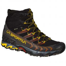 Botas trekking La Sportiva Ultra Raptor II Mid negro hombre