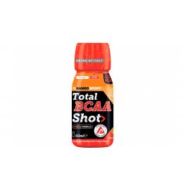 Vial NamedSport Total BCAA Shot Frutos Rojos 60ml
