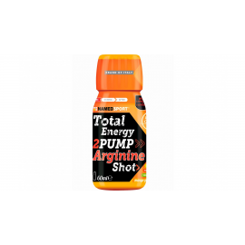 Vial NamedSport Total Energy 2Pump Arginine Shot 60ml
