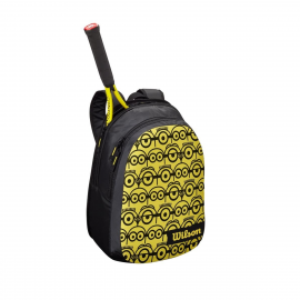 Mochila tenis Wilson Minions JR Backpack