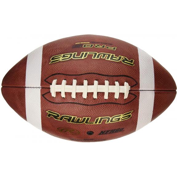 Balón Fútbol Americano Rawlings Pro5 Leather