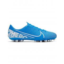 Botas fútbol Nike Mercurial Vapor Academy AG azul hombre
