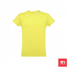 Camiseta THC Luanda amarillo pastel unisex