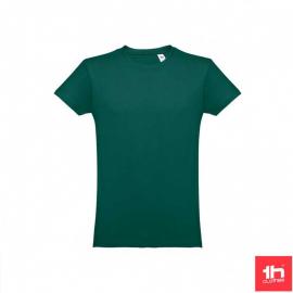 Camiseta THC Luanda verde bosque unisex