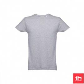 Camiseta THC Luanda gris mezcla unisex