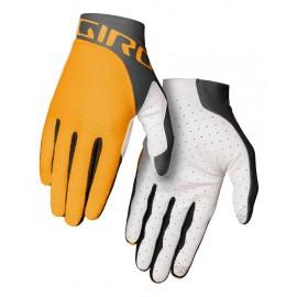 Guantes largos ciclismo Giro Trixter grey yellow/portaro gr