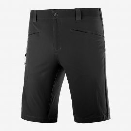Pantalón corto Salomon Wayfarer negro hombre