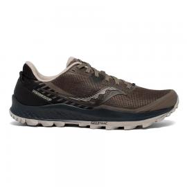 Zapatillas Trail Running Saucony Peregrine 11 marrón hombre