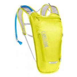 Mochila hidratacíon Camelbak Classic Light 2021 safety yello
