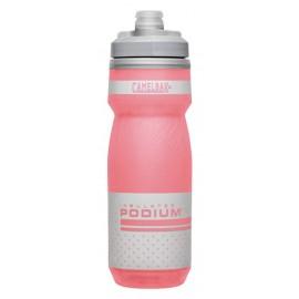 Bidon Camelbak Podium Chill reflective pink 0.62 litros