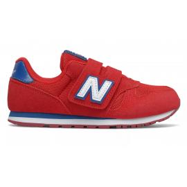 Zapatillas New Balance YV373SRW rojo junior