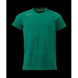 Camiseta Luanvi Nocaut Vigore verde hombre