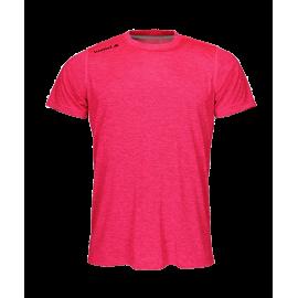 Camiseta Luanvi Nocaut Vigore coral hombre