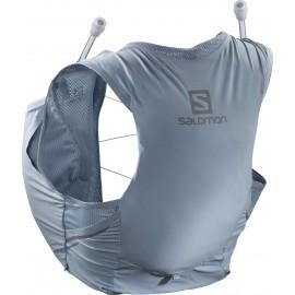 Mochila trail running Salomon Sense Pro 5 W SET azul claro