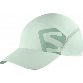 Gorra trail running Salomon Xa Cap verde